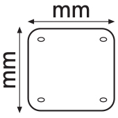 Plate dimensions - Plate dimensions